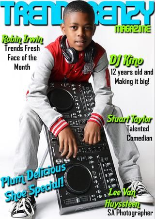 Win Plum shoes & read about the great talents we've featured!  DJ Kino is just 12 years old!