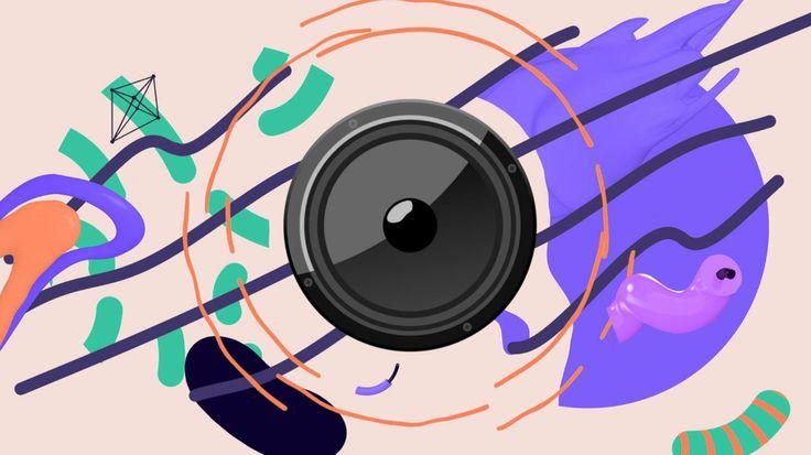 Mun2 Music Blocks. CLIENT: Mun2 (USA).  INFO: Branding pack for Mun2 Music Blocks.  CREDITS: Art & Animation Director: Pablo Gostanian Produ...