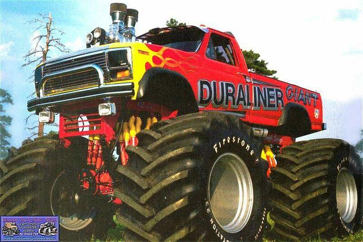 Pulling Truck Slipper Clutch : Best monster truck pull images on pinterest