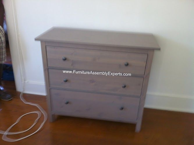 Ikea Hemnes Chest Of Drawers Assembled In Kensington Md By Furniture Assembly Experts Llc