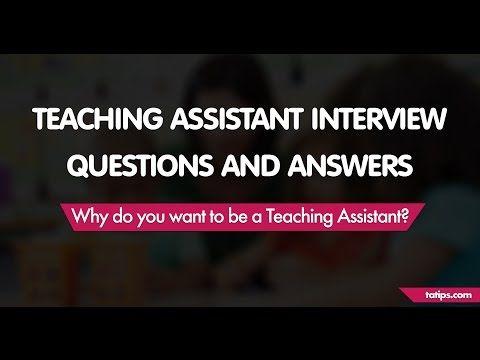 Best 25+ Teaching assistant jobs ideas on Pinterest Teaching - dental assistant interview questions
