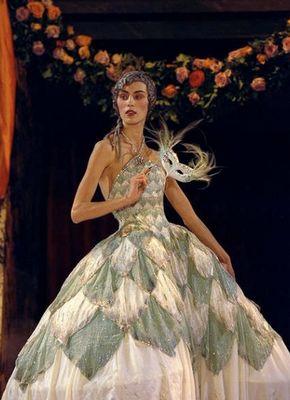 Galliano for Dior 1997