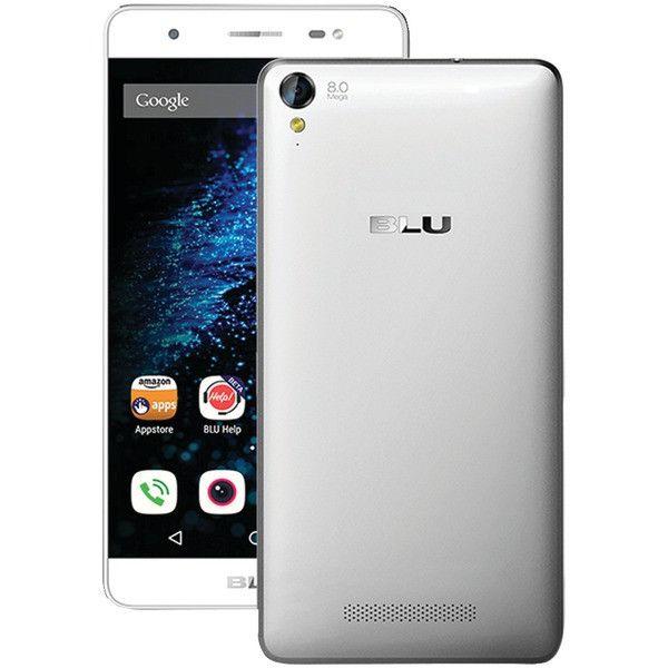 Studio Energy X Plus Cellular Phone (Silver) - BLU - E030US