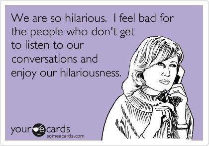 Hehehe...@Aimee Wilson