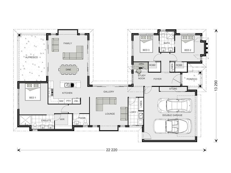 Mandalay 338 element our designs cairns builder gj for House plans cairns