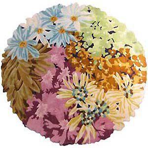 """Ковер с цветочным рисунком Launda купить в интернет-магазине ковров """"Marqis.Carpets"""""""