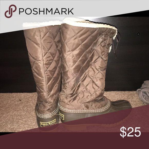 LL Bean winter boots Excellent condition L.L. Bean Shoes Winter & Rain Boots
