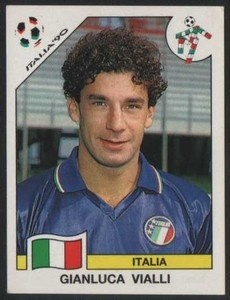 Gianluca Vialli - Italy