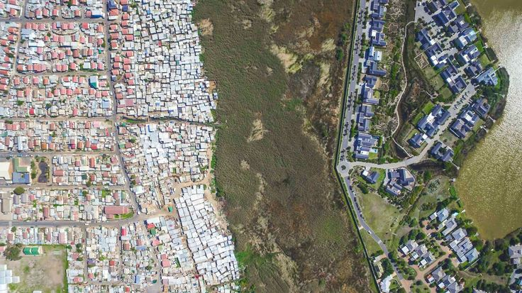 Unequal Scenes - South Africa - Johnny Miller