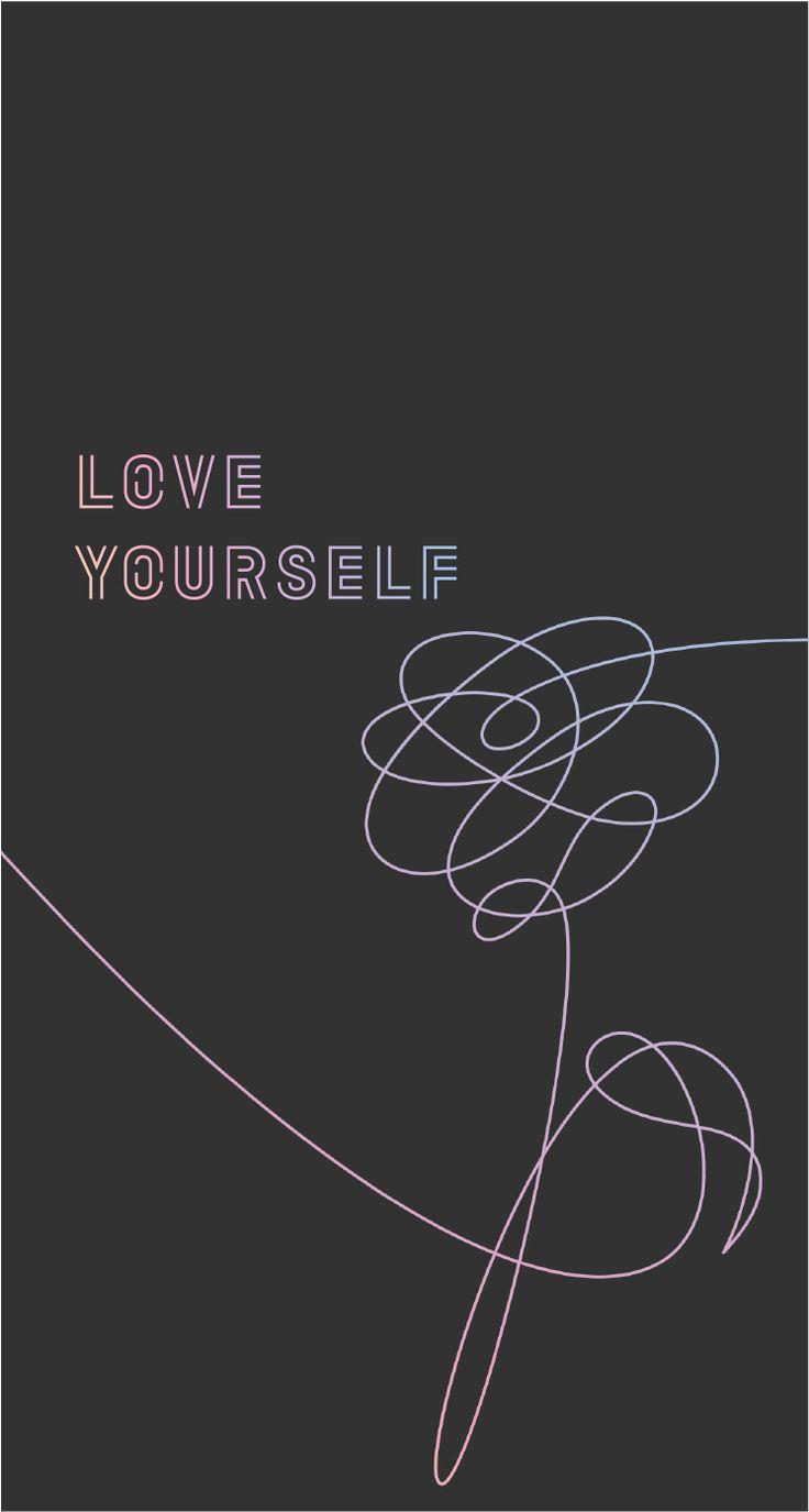 Resultado de imagen de love yourself bts