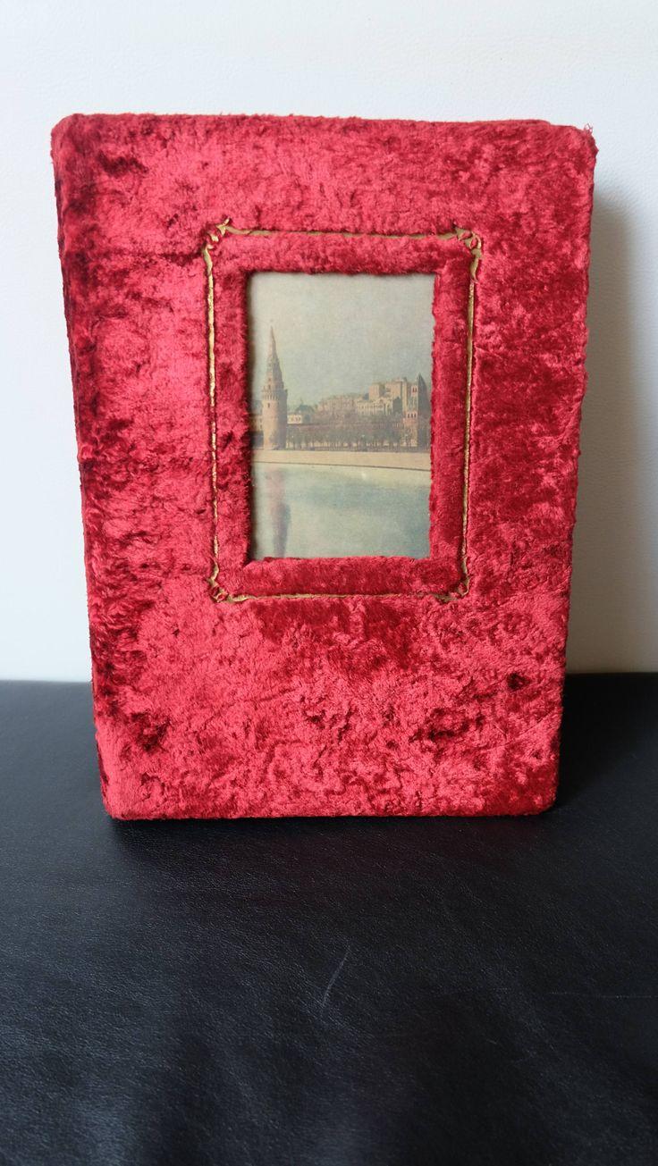 Vintage Photo Album, Postcard Album, Scrapbook Lists Album, Scrapbooking Supplies, Memory Book Sheets, Sketchbook, Postcard Album, Wedding by RAGMAN770 on Etsy