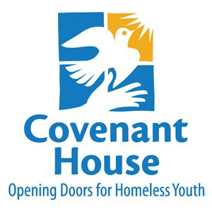 Covenant House is a nonprofit charity serving homeless youth with a network of shelters across the Americas.