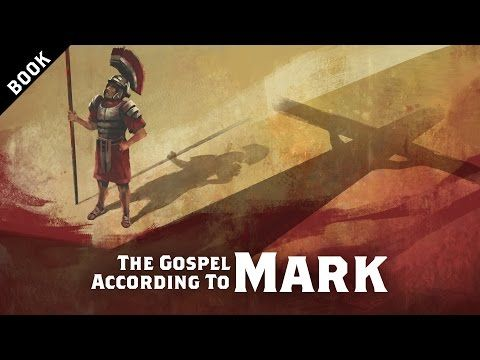The Bible Project - Great animated video explaining the message of the Gospel According to Mark.