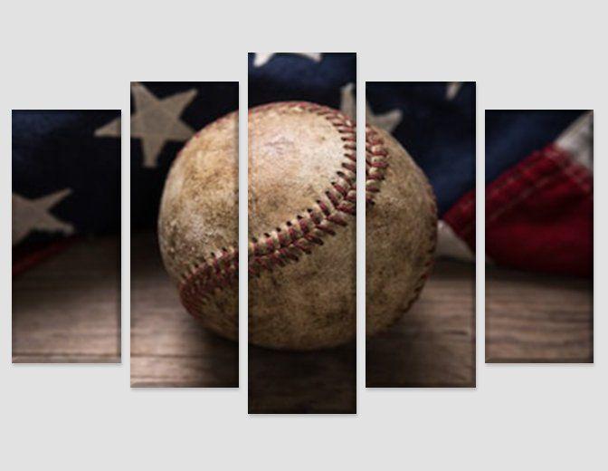 Vintage Baseball Wall Art Baseball Poster Baseball Canvas Print Baseball Fan Gift Mlb Fan Present Home Decor Baseball Wall Art Baseball Canvas Baseball Posters