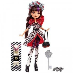 Ever After High Spring Unsprung Cerise Hood is based on the character as seen in the new Ever After High movie.