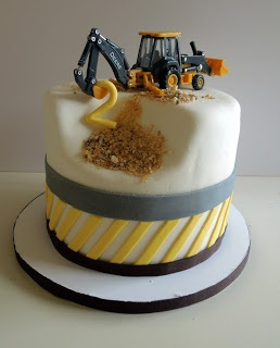 diggers and dirt birthday