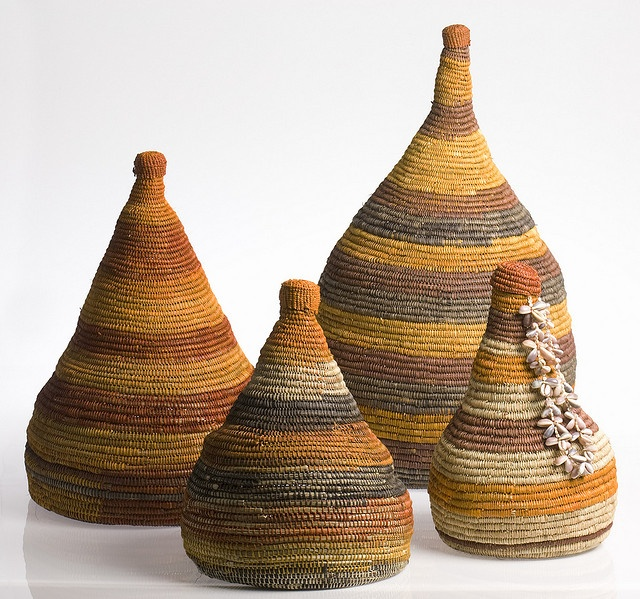 Basket Weaving Adelaide : Bottles robyn djunginy inspiration