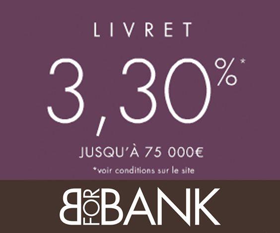 En ce moment, le livret d'épargne BforBank propose un taux boosté sur 3 mois, ainsi qu'une prime de bienvenue de 50€ pour toute première ouverture. Voir les conditions exactes sur le site de la banque.
