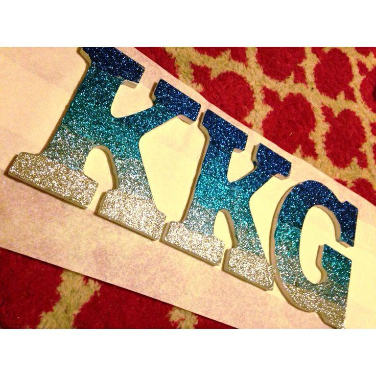 7 best Room decorations images on Pinterest   Glitter letters ...