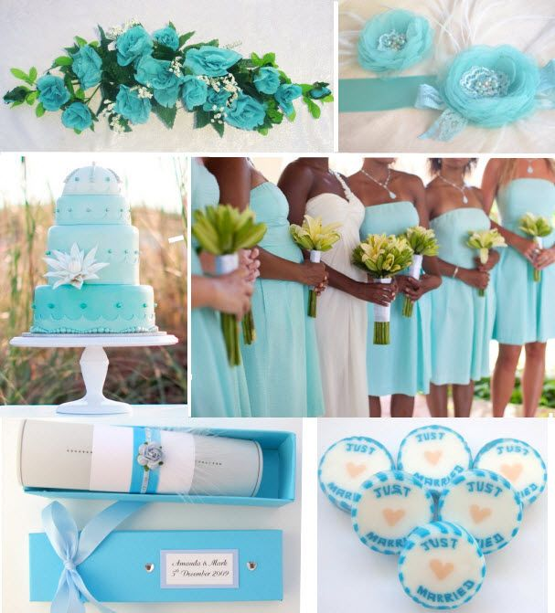 wedding ideas turquoise turquoise wedding theme find out how to create that fresh 27827