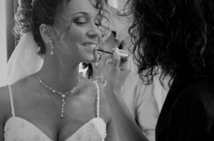 Bruiloft - make-up
