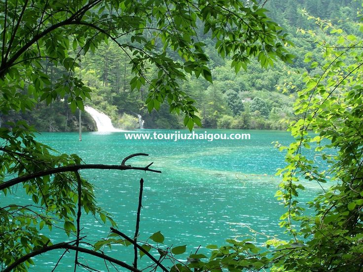 Beautiful Sleeping Gragon Lake