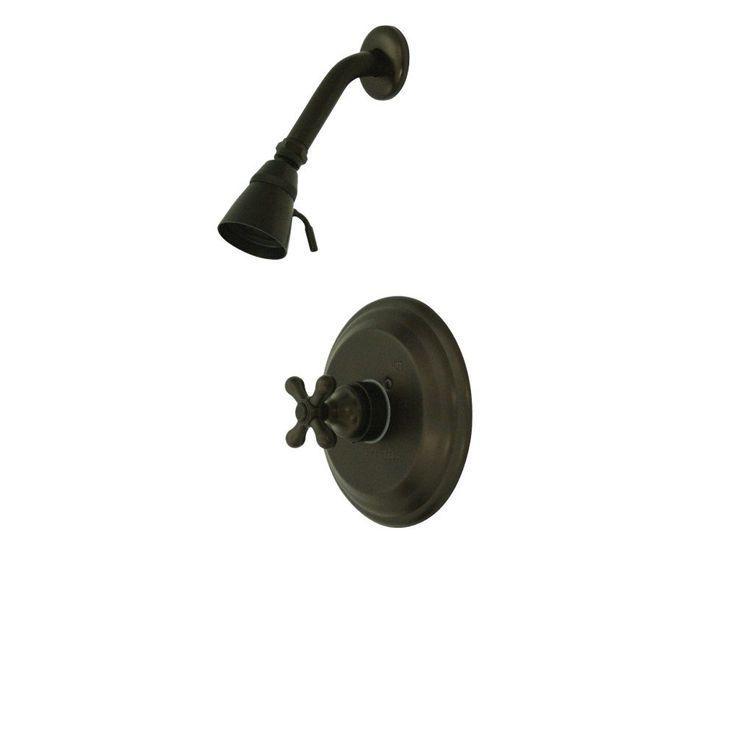 149 best Shower Faucets images on Pinterest | Kingston brass ...