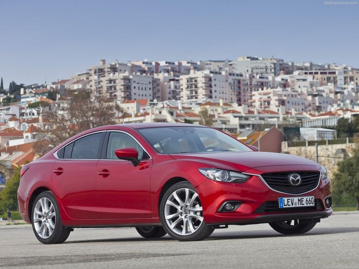 2016 Mazda6 Diesel Hybrid and Other Changes « New Car Announcements