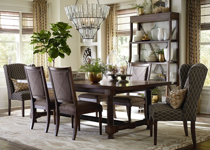 Shop Formal Dining Room Group At Hudsons Furniture For An Amazing Selection And The Best Prices In Tampa St Petersburg Orlando Ormond Beach