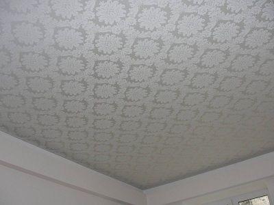 Бесшовные тканевые натяжные потолки