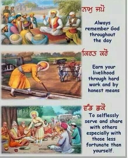 Happy birthday Sri Guru Nanak Dev Ji
