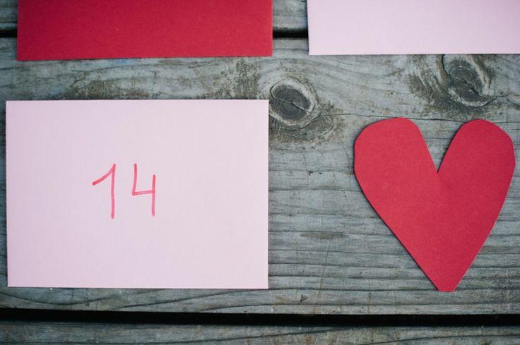 Idée cadeau Saint Valentin à fabriquer soi-même