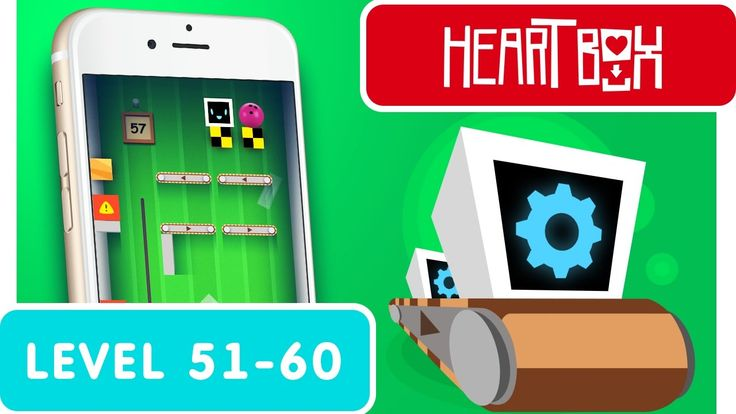 Official Heart Box Walkthrough Level 51-60