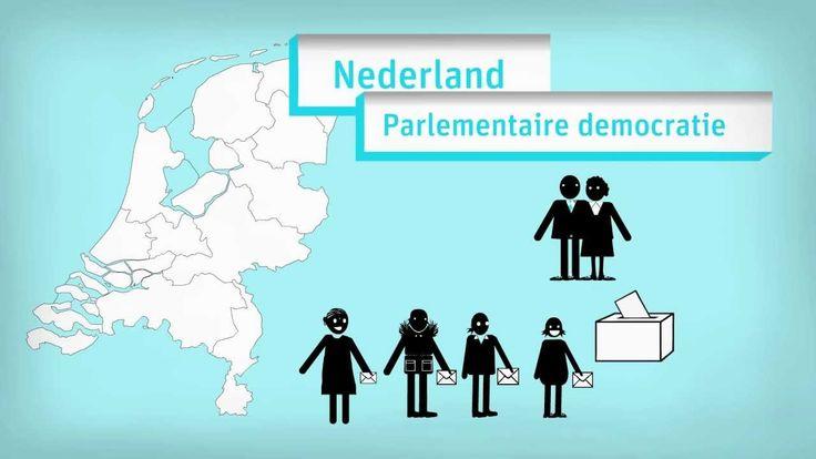 Hoe wordt Nederland bestuurd?