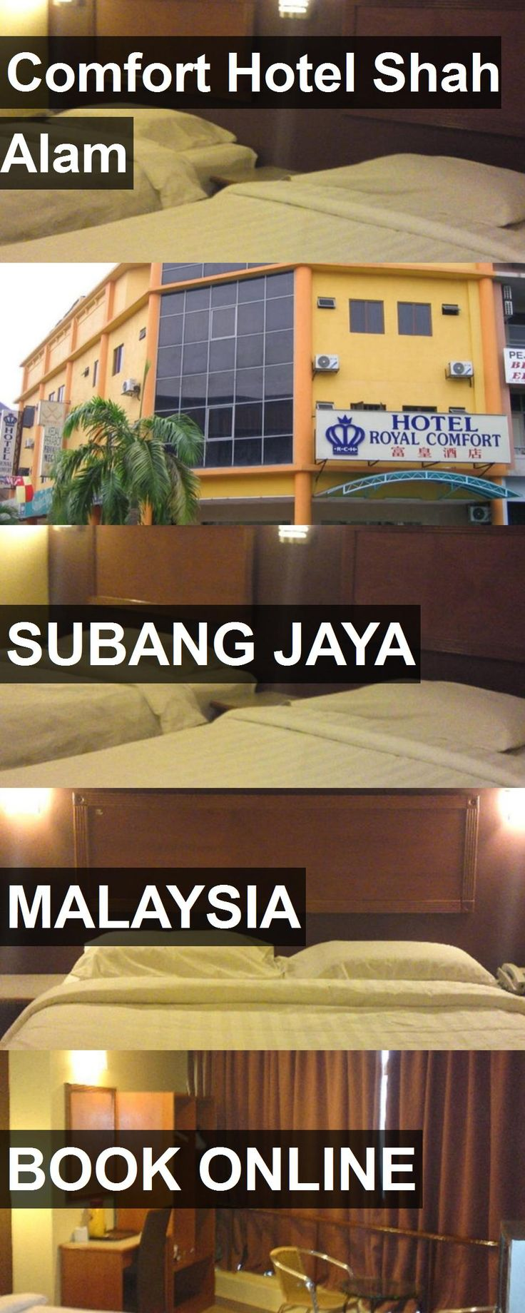 Comfort Hotel Shah Alam in Subang Jaya, Malaysia. For more information, photos, reviews and best prices please follow the link. #Malaysia #SubangJaya #travel #vacation #hotel