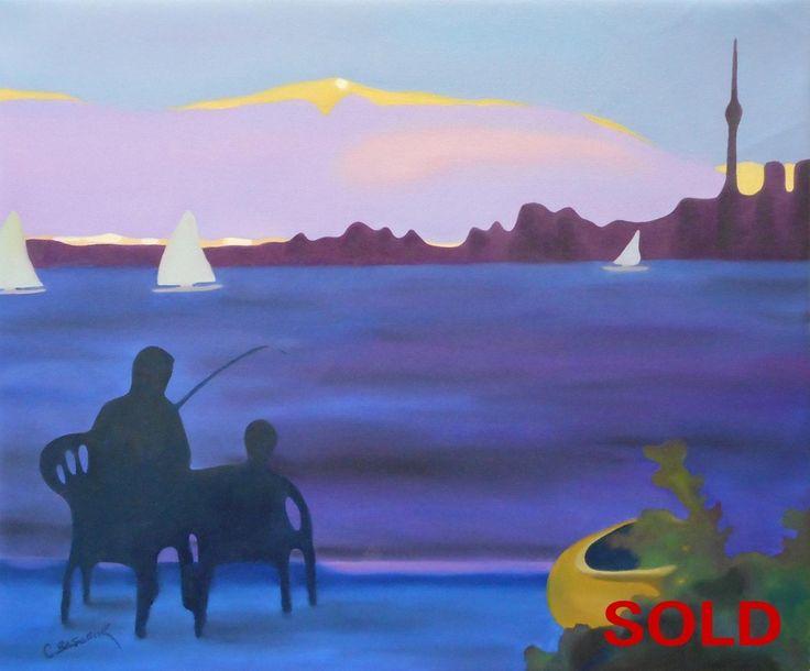 paintings - CEM BASARIR