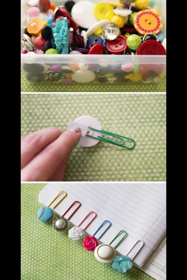 Turn extra buttons into bookmarks!