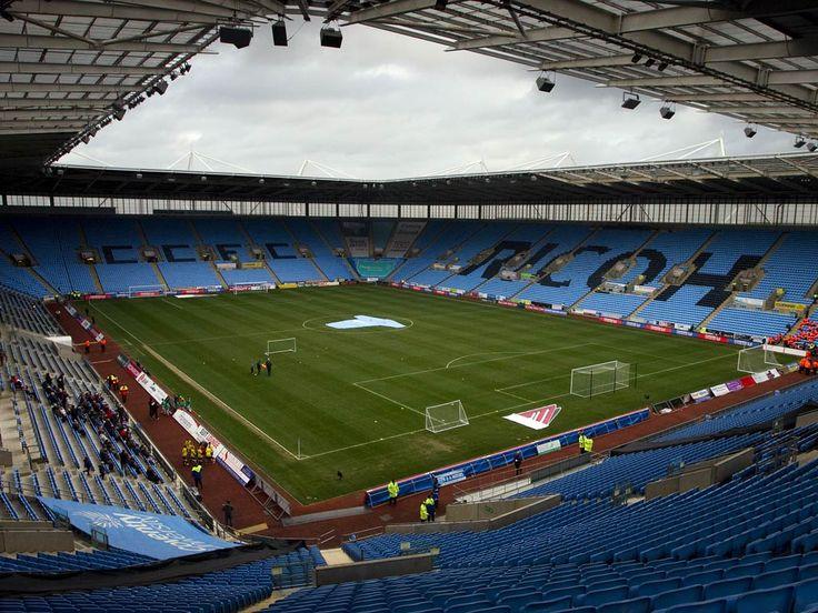 Ricoh Arena, Coventry, Inglaterra. Capacidad32.609 espectadores, Equipos locales: Wasps RFC y Coventry City FC. Allí se jugaron numerosos partidos de fútbol en los Juegos Olímpicos de Londres 2012.
