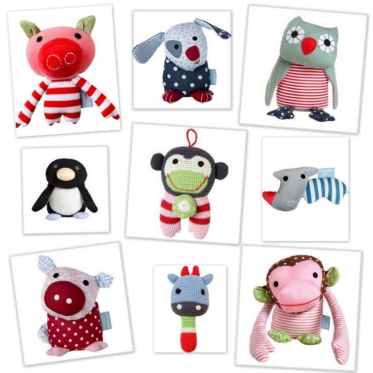 Franck & Fischer Handmade Toys #organic #fairtrade
