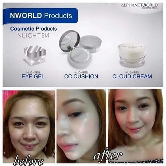 We bring you Nlighten Products made in Korea.. made for Filipinas to Nlighten the beauty in us! NWORLD Open for Dealership!