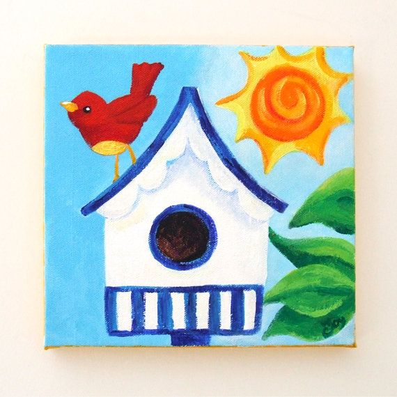 1000 Ideas About Bird Wall Art On Pinterest: 32 Best Animal Canvas Ideas Images On Pinterest