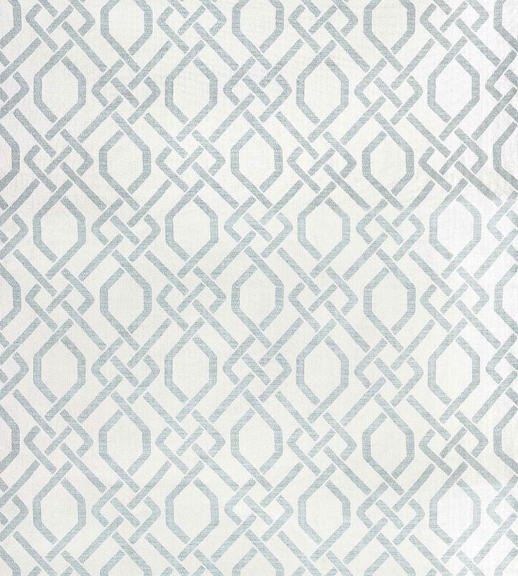 Contemporary Geometrics | Seagate Fabric by Thibaut | Jane Clayton