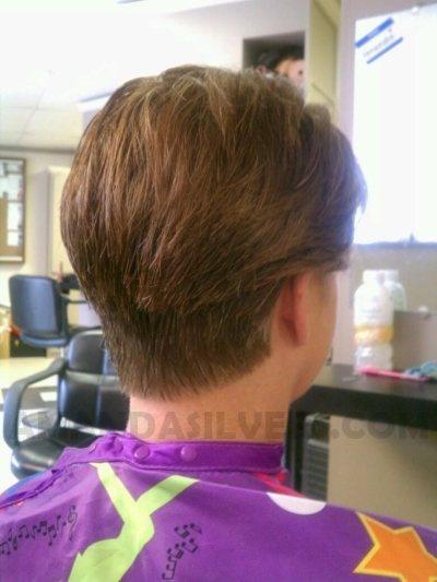 Pin Dorothy Hamill Haircut Back View on Pinterest