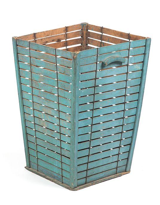 American Fruit Basket, circa1900