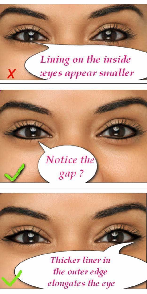 Makeup Tutorials For Small Eyes Eye Easy Step By Guides On How To Ly Eyeliner And Get Perfect Lashes Brows