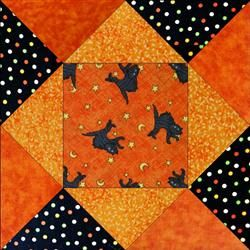 Cele mai bune 25+ de idei despre Halloween blocks pe Pinterest ... : halloween quilt blocks - Adamdwight.com