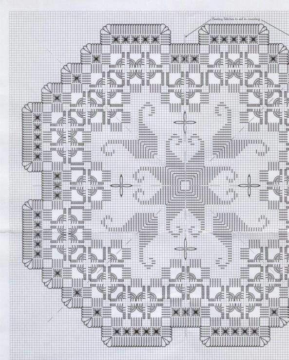 277 Best Images About Hardanger Patrones On Pinterest ...