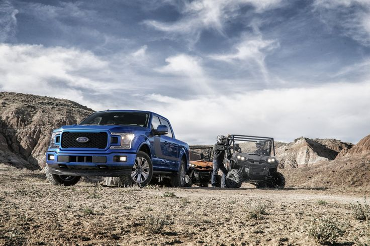 Ford F-150 Diesel Engine To Be Sourced From Jaguar Land Rover (Update)