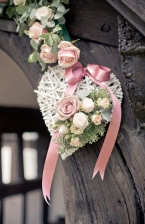 Dusky Pink Fairytale Wedding in An English Barn | Photography by Katy Lunsford on Bridal Musings via Lover.ly