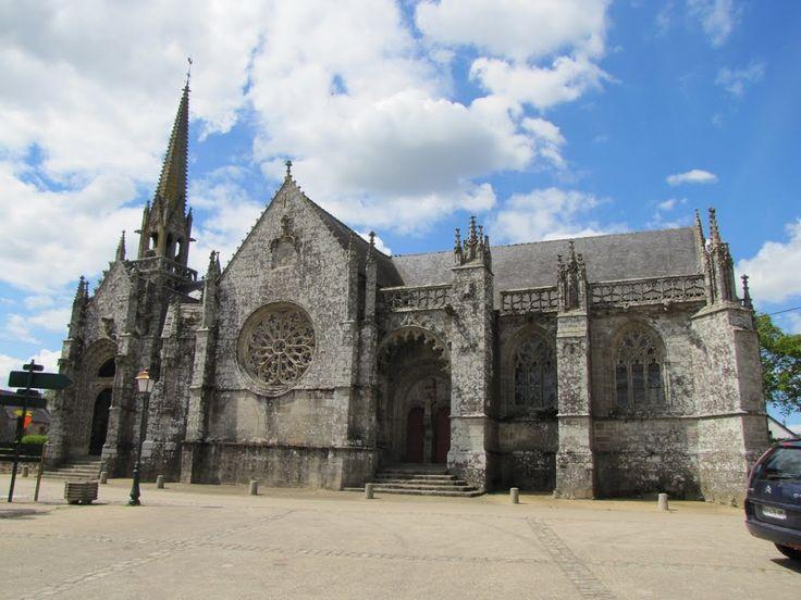 Kernascléden l'église